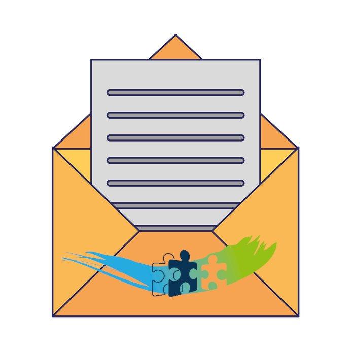 courrier destiné aux parents