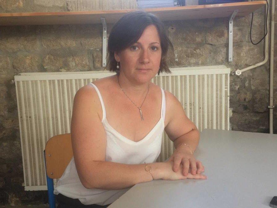 Amélie Dorin, Cheffe école Savio