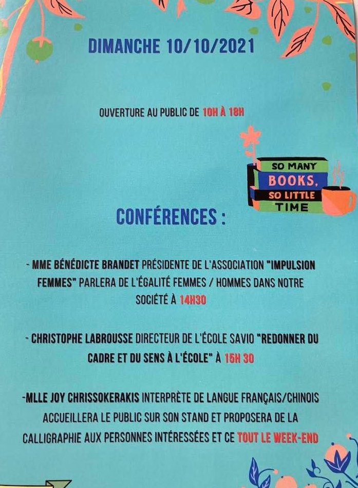 conférence Christophe Labrousse